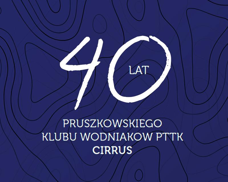 40 lat PKW PTTK Cirrus (!)