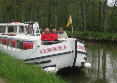 Barka we Francji 2008