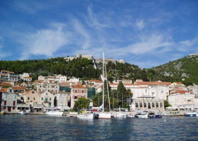 Rejs Chorwacja 2005