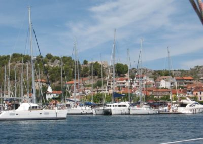 Chorwacja sierpień 2011