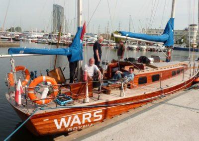 Rejs na Warsie 2010